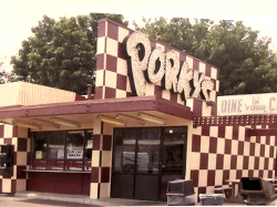 Our favorite WHS hangout, Porky's