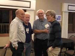Larry Leistiko, Chuck Dahl, Don Cook, Dick Perry